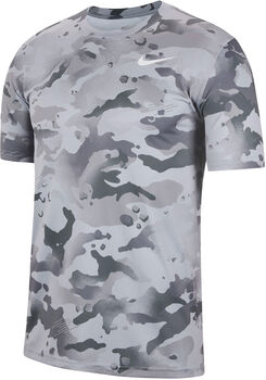 Nike Dri-FIT Leg Camo T-Shirt Herren