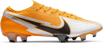 Nike MERCURIAL VAPOR 13 ELITE FG chaussure de football  Hommes Orange