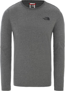 The North Face Red Box T-Shirt Hommes Gris