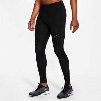 Nike Run Thermal Laufhose Herren Schwarz