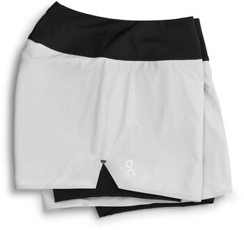 On RUNNING Laufshorts Damen Weiss