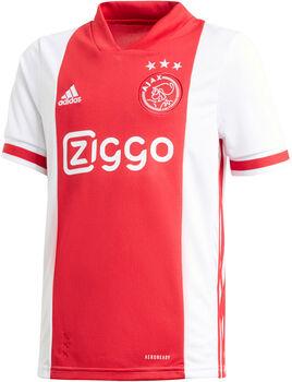 adidas Ajax Amsterdam 20/21 Home Fussballtrikot Weiss