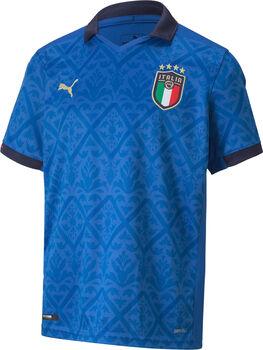 Puma Italia Home Replica Maillot de football Bleu