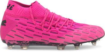 Puma FUTURE 6.1 NETFIT FG/AG chaussure de football  Hommes Rose