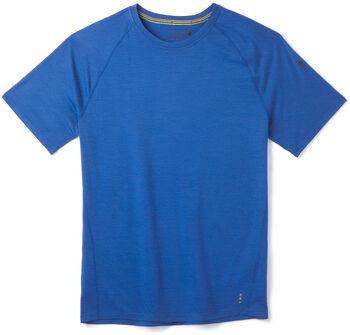 Smartwool Merino 150  Shirt de function court Hommes Bleu