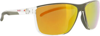 Red Bull SPECT Eyewear DRIFT Sonnenbrille Herren Transparent