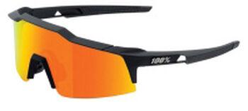 100% Speedcraft Tall soft tact Bikebrille Schwarz
