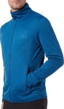 McKINLEY Roto III blouson en laine polaire  Hommes Bleu