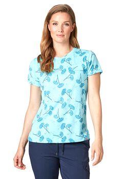 Helly Hansen Lomma T-Shirt Femmes Turquoise