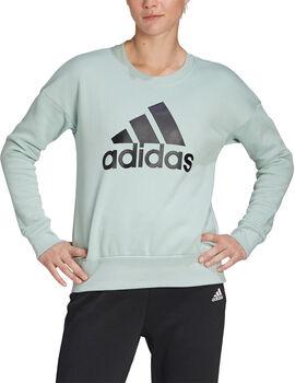 adidas Must Haves Crew Sweatshirt Damen Grün