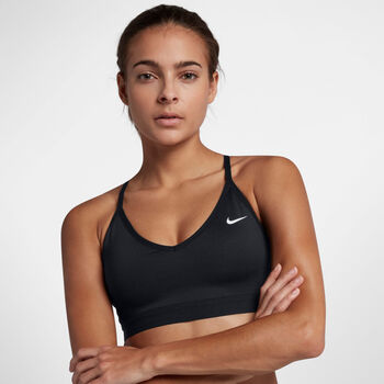 Nike Indy Light Support Sport BH Damen Schwarz
