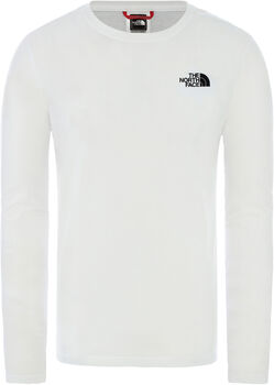 The North Face Red Box t-shirt Hommes Blanc