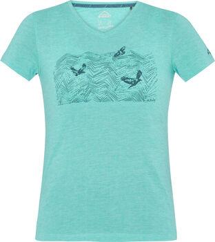 McKINLEY Kimo T-Shirt Damen Grün