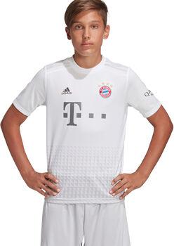 ADIDAS FC Bayern München Away Fussballtrikot Weiss