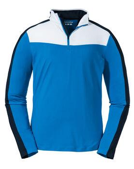 SCHÖFFEL Stuben shirt à manches longues Hommes Bleu