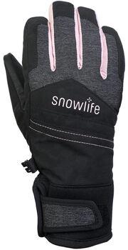 Snowlife JR Venture GTX gant de ski Noir