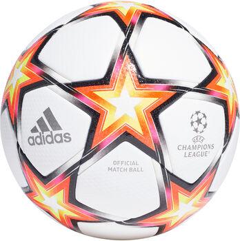 adidas UCL Pro Pyrostorm Fussball Weiss