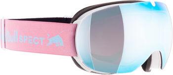 Red Bull SPECT Eyewear Magnetron Ace lunettes de ski Blanc