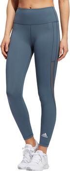 adidas Alphaskin HEAT.RDY 7/8 Tights Damen Blau
