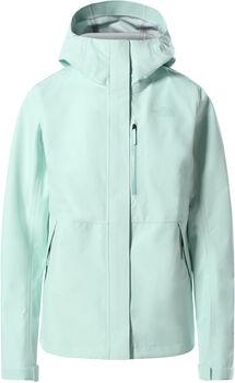 The North Face DRYZZLE veste de pluie Femmes Beige