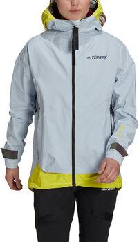 adidas TERREX MYSHELTER GORE-TEX Active veste de pluie Femmes Bleu