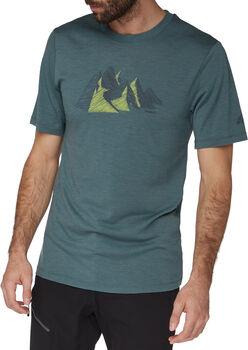 McKINLEY Saao T-Shirt Herren Grün