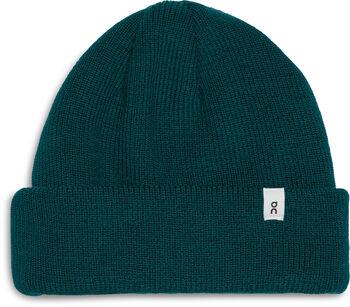 Merino bonnet Vert