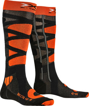 X-Socks SKI CONTROL 4.0 Skisocken Herren Orange