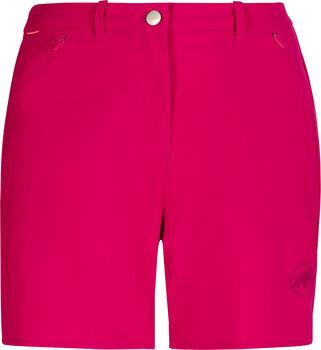 MAMMUT Hiking Wandershorts Damen Pink