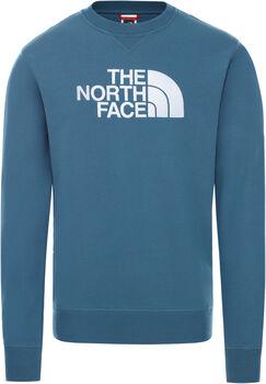 The North Face DREW PEAK CREW Pullover Herren Blau