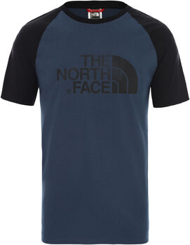 The North Face Easy T-Shirt Herren Blau