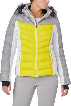 McKINLEY Geena Veste de ski Femmes Gris
