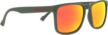 Red Bull SPECT Eyewear Leap Lunettes de soleil Vert