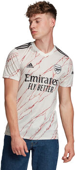 adidas FC Arsenal 20/21 Away maillot de football Hommes Blanc