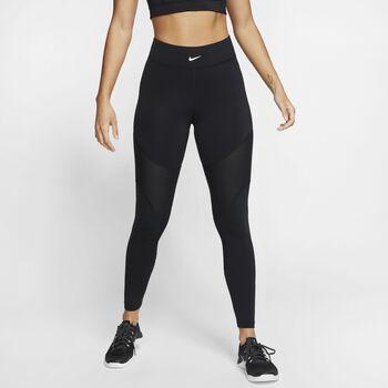 Nike Pro AeroAdapt Tights Damen Schwarz