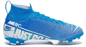 Nike JR SUPERFLY 7 ELITE FG Fussballschuh Blau