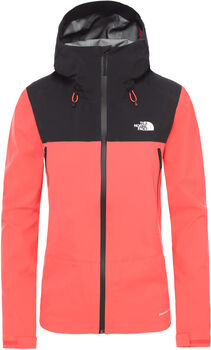 The North Face TENTE Regenjacke Damen Rot