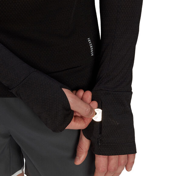 Cooler Laufshirt langarm