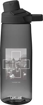 CamelBak Chute Luzern Edition Trinkflasche Grau