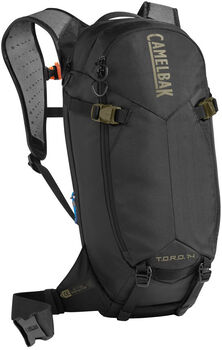 CamelBak T.O.R.O Protector 14 litres Sac à dos de vélo Noir