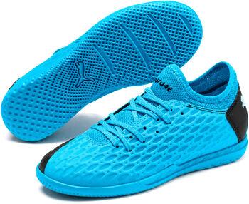 Puma FUTURE 5.4 IT Fussballschuh Indoor Blau