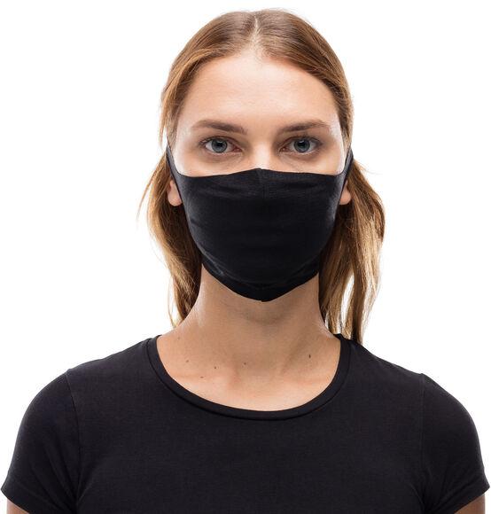 Solid Black Schutzmaske
