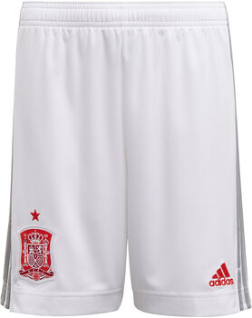 adidas Spain Away Replica short de football Blanc