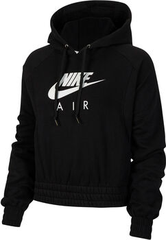 Nike Sportswear Air Hoody Damen Schwarz
