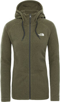 The North Face MEZZALUNA Freizeitjacke Damen Grün