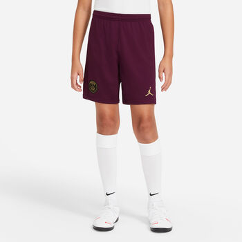 Nike PSG Breathe Stadium 3R Short de football Rouge