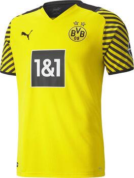 Puma BVB Home Replica maillot de football Hommes Jaune