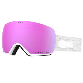Giro Lusi Vivid Lunettes de ski Femmes Blanc