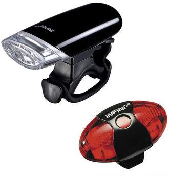INFINI Luxo I-1205 Beleuchtungsset Schwarz