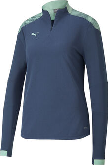 ftblNXT 1/4 Zip Top Fussballshirt langarm